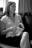 Midwifery - Midwife Stock Image