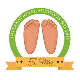 Midwives Day Stock Photo