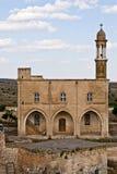 Midyat的, Mardin土耳其修道院 免版税库存图片