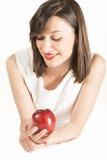 Mieć zdrową przekąski przerwę Zdjęcia Royalty Free