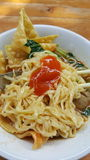 Mie Ayam Foto de Stock Royalty Free