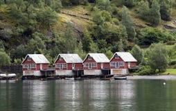 mieści Norway Fotografia Stock
