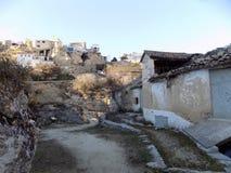 Mieści olds- Alhama de Granada Zdjęcie Stock