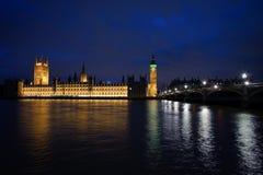 mieści parlamentu Zdjęcie Royalty Free
