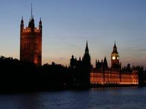 mieści parlamentu Obraz Stock