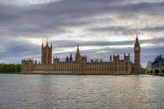 mieści parlamentu Obraz Royalty Free