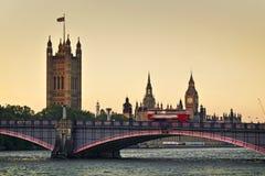 mieści parlamentu Zdjęcia Royalty Free