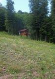 Mieści w górach 2 Zdjęcia Stock