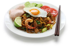 Mie goreng, mi goreng Royalty Free Stock Photo