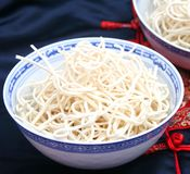 Mie noodles Stock Photos