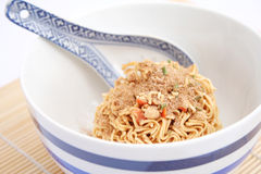 Mie Noodles Royalty Free Stock Image