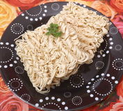 Mie noodles Royalty Free Stock Images