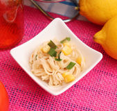 Mie noodles Royalty Free Stock Photography