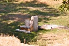 Śmieci w naturze Fotografia Royalty Free