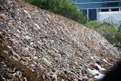 Śmieciarski usyp Zdjęcie Royalty Free