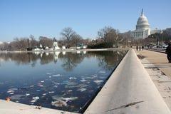 śmieciarski Washington zdjęcie royalty free