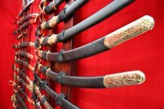 miecze. Zdjęcie Stock