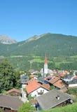 Mieders im Stubaital, Tirolo, Austria Fotografie Stock