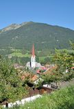 Mieders,Stubaital,Tirol,Austria. The Village of Mieders im Stubaital,tirol,austria Stock Image
