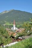 Mieders, Stubaital, Tirol, Oostenrijk Stock Afbeelding