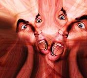 Miedo 52 Foto de archivo libre de regalías