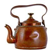 miedziany czajnik Zdjęcie Royalty Free