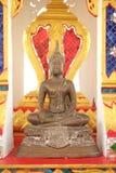 Miedziany tajlandzki Buddha, Thailand/ Obrazy Stock