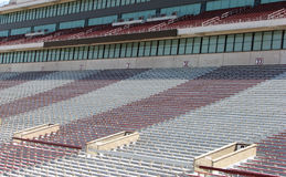 miejsca na stadionie Fotografia Royalty Free