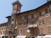 miejsca przeznaczenia Italy levante Liguria regionu sestri turysta zdjęcie royalty free