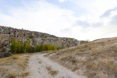 Miejsca publicznego Urgup Cappadocia Indycza jama zdjęcia royalty free