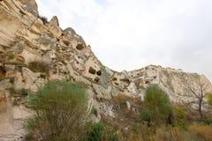 Miejsca publicznego Urgup Cappadocia Indycza jama obrazy stock