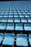 miejsca siedzące pusty wielki stadium Zdjęcia Stock