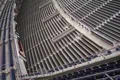 miejsca siedzące stadium Obraz Stock