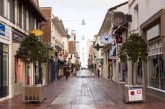 Miejsca St Jean, Le Touquet, Francja fotografia stock