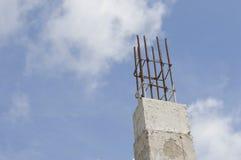 Miejsce budowa Zdjęcie Royalty Free