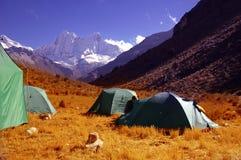 miejsce campingowy zdjęcie royalty free