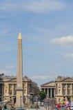 Miejsce Concorde Obrazy Stock