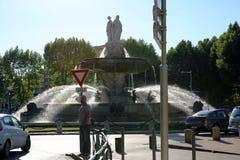 Miejsce De Los angeles Rotonde Zdjęcia Royalty Free