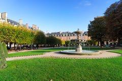 Miejsce De Vosges, Paryż fotografia royalty free