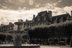 miejsce des Vosges Zdjęcie Stock