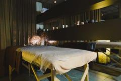 Miejsce dla relaksu w nowożytnym wellness centrum Obraz Stock