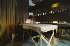 Miejsce dla relaksu w nowożytnym wellness centrum Obraz Royalty Free