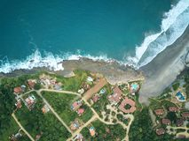 Miejsce dla turysty w Nikaragua fotografia royalty free