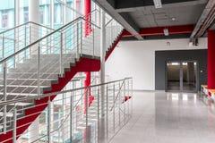 Miejsce dokąd nauka spotyka nową architekturę Obrazy Royalty Free