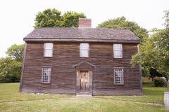 Miejsce narodzin John Adams zdjęcie royalty free
