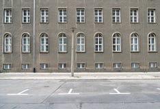 miejsce parkingowe fotografia stock