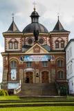 Miejsce Piastowe, Polonia - 22 luglio 2016: Santuario di St Michael Immagini Stock Libere da Diritti