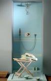 miejsce prysznic zdjęcie royalty free