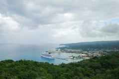 miejsce przeznaczenia Jamaica zdjęcie stock