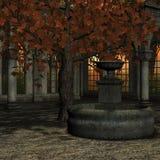 miejsce romantyczny Zdjęcie Royalty Free